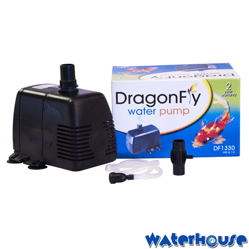 DF1330 W/Feature Pump