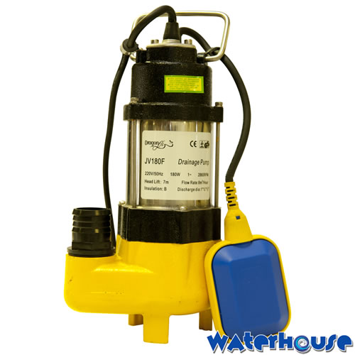 DV250F Submersible Drainage Pump