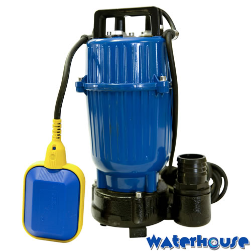 Dv550af submersible drainage pump waterhouse for Water pump to drain pond