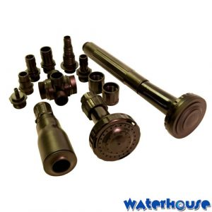 Plastic Fountain Kit 10 Piece