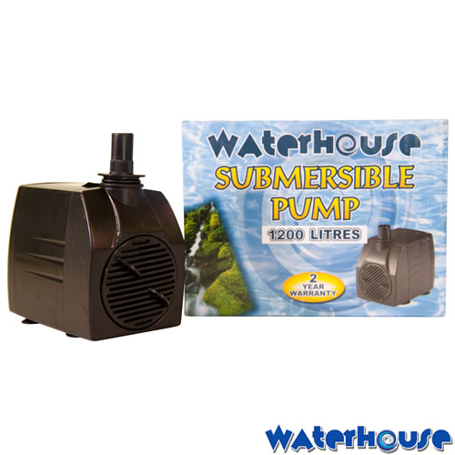 1200 L/H Pond and Fountain Pump