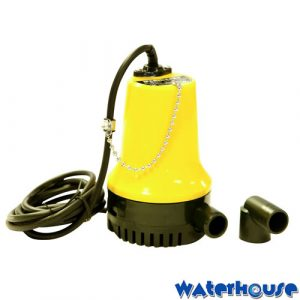 24 Volt Drainage Solar Powered Pump