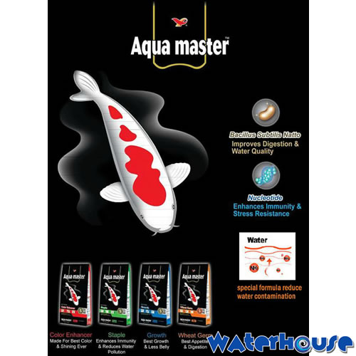 Aqua Master Staple Koi Food