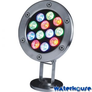 Multi Colour LED Lamp