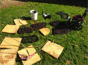 Fish Pond Filter, Removal and Cleaning